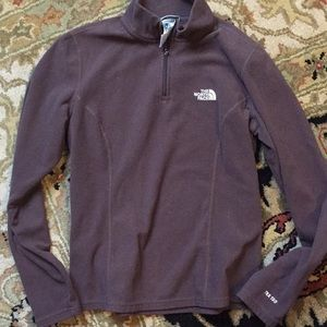 North Face brand woman's small pullover